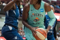 WNBA - New York Liberty 75 vs. Minnesota Lynx 69 (18)