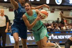WNBA - New York Liberty 75 vs. Minnesota Lynx 69 (19)