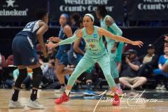 WNBA - New York Liberty 75 vs. Minnesota Lynx 69 (20)