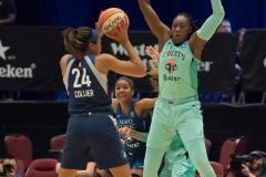 WNBA - New York Liberty 75 vs. Minnesota Lynx 69 (22)