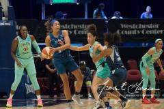 WNBA - New York Liberty 75 vs. Minnesota Lynx 69 (23)