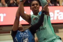 WNBA - New York Liberty 75 vs. Minnesota Lynx 69 (30)