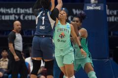 WNBA - New York Liberty 75 vs. Minnesota Lynx 69 (37)