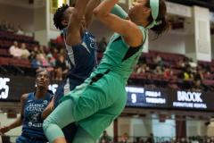 WNBA - New York Liberty 75 vs. Minnesota Lynx 69 (38)