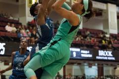 WNBA - New York Liberty 75 vs. Minnesota Lynx 69 (38)