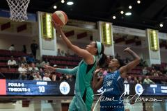 WNBA - New York Liberty 75 vs. Minnesota Lynx 69 (39)