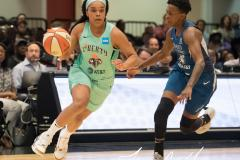 WNBA - New York Liberty 75 vs. Minnesota Lynx 69 (40)