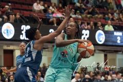 WNBA - New York Liberty 75 vs. Minnesota Lynx 69 (43)