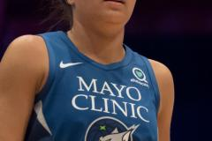 WNBA - New York Liberty 75 vs. Minnesota Lynx 69 (45)