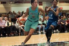 WNBA - New York Liberty 75 vs. Minnesota Lynx 69 (46)