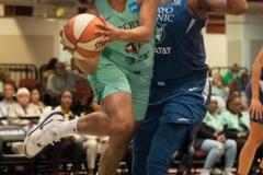 WNBA - New York Liberty 75 vs. Minnesota Lynx 69 (47)