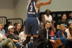 WNBA - New York Liberty 75 vs. Minnesota Lynx 69 (48)
