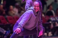 WNBA - New York Liberty 75 vs. Minnesota Lynx 69 (49)
