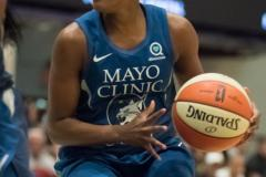WNBA - New York Liberty 75 vs. Minnesota Lynx 69 (53)