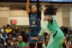 WNBA - New York Liberty 75 vs. Minnesota Lynx 69 (54)