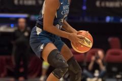 WNBA - New York Liberty 75 vs. Minnesota Lynx 69 (61)