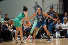 WNBA - New York Liberty 75 vs. Minnesota Lynx 69 (63)