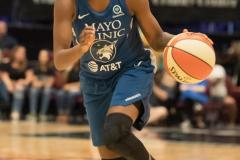WNBA - New York Liberty 75 vs. Minnesota Lynx 69 (67)