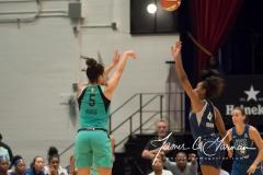 WNBA - New York Liberty 75 vs. Minnesota Lynx 69 (68)