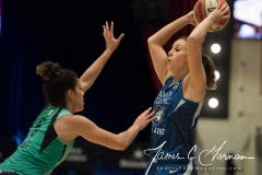 WNBA - New York Liberty 75 vs. Minnesota Lynx 69 (69)