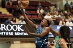 WNBA - New York Liberty 75 vs. Minnesota Lynx 69 (73)