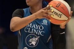 WNBA - New York Liberty 75 vs. Minnesota Lynx 69 (76)