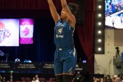 WNBA - New York Liberty 75 vs. Minnesota Lynx 69 (83)