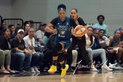 WNBA - New York Liberty 75 vs. Minnesota Lynx 69 (85)