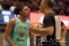 WNBA - New York Liberty 75 vs. Minnesota Lynx 69 (88)