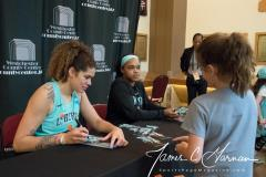 WNBA - New York Liberty 75 vs. Minnesota Lynx 69 (90)