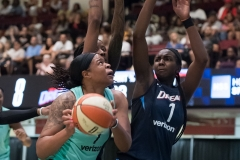 WNBA - New York Liberty 77 vs. Atlanta Dream 86 (10)