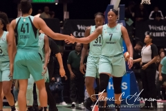 WNBA - New York Liberty 77 vs. Atlanta Dream 86 (15)
