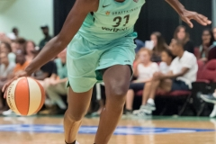 WNBA - New York Liberty 77 vs. Atlanta Dream 86 (17)