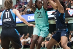 WNBA - New York Liberty 77 vs. Atlanta Dream 86 (18)
