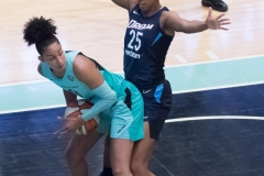WNBA - New York Liberty 77 vs. Atlanta Dream 86 (21)