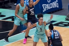 WNBA - New York Liberty 77 vs. Atlanta Dream 86 (22)