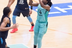 WNBA - New York Liberty 77 vs. Atlanta Dream 86 (26)