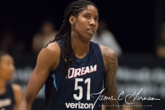 WNBA - New York Liberty 77 vs. Atlanta Dream 86 (41)