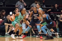 WNBA - New York Liberty 77 vs. Atlanta Dream 86 (49)
