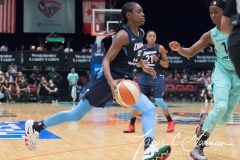 WNBA - New York Liberty 77 vs. Atlanta Dream 86 (50)