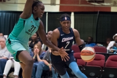 WNBA - New York Liberty 77 vs. Atlanta Dream 86 (51)