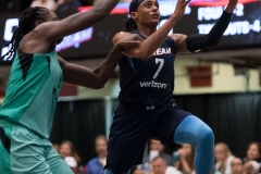 WNBA - New York Liberty 77 vs. Atlanta Dream 86 (54)