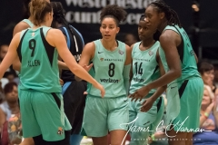 WNBA - New York Liberty 77 vs. Atlanta Dream 86 (55)