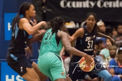 WNBA - New York Liberty 77 vs. Atlanta Dream 86 (59)