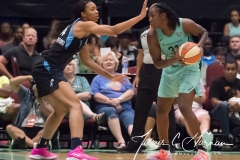 WNBA - New York Liberty 77 vs. Atlanta Dream 86 (60)