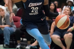 WNBA - New York Liberty 77 vs. Atlanta Dream 86 (61)