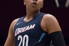 WNBA - New York Liberty 77 vs. Atlanta Dream 86 (65)