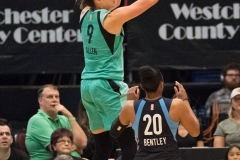 WNBA - New York Liberty 77 vs. Atlanta Dream 86 (66)