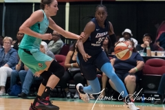 WNBA - New York Liberty 77 vs. Atlanta Dream 86 (67)