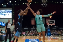 WNBA - New York Liberty 77 vs. Atlanta Dream 86 (72)